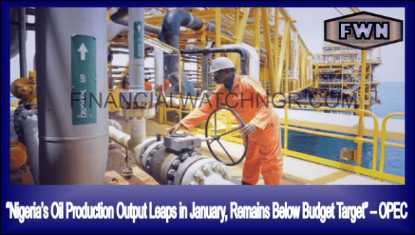 NIGERIA'S OIL PRODUCTION OUTPUT
