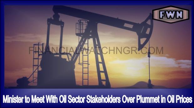 NIGERIA'S OIL PRICE FALL