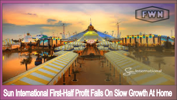 Sun International First-Half Profit Falls On Slow Growth At Home
