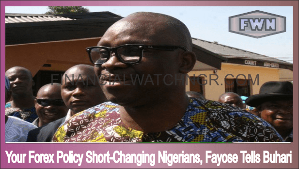Forex policy