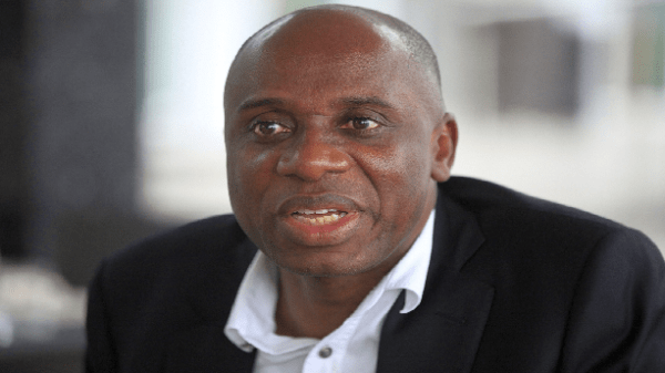BUHARI UNDER PRESURE TO SACK AMAECHI