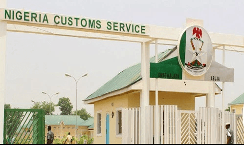 Image result for nigeria customs