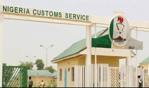 Image result for nigeria custom service