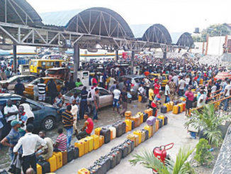 Fuel queues to persist
