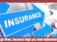 In tough times, insurance helps you meet replacement cost