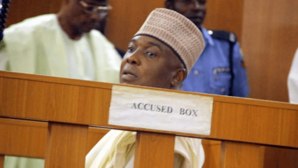 More Trouble For Saraki As Evidence Of Hidden Assets Surfaces In 'Panama Papers' leak