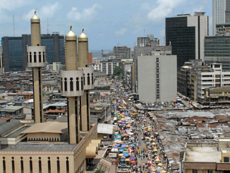 8.7% of Nigeria's GDP Contribute by E-commerce, Telecoms, others