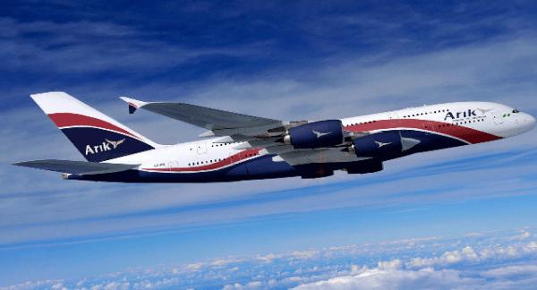 Arik Air denies increasing fares