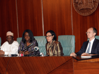 Buhari Gets World Bank Help To Resuscitate Economy