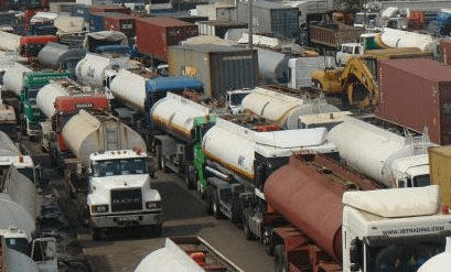 Denies diverting petroleum products