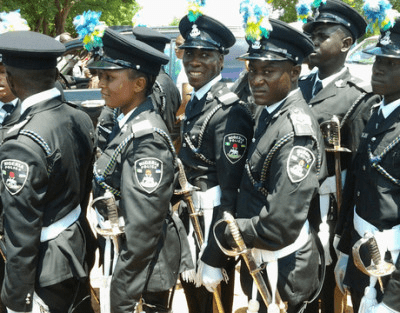 Police recruitment 2016