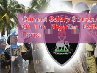 police salary structure