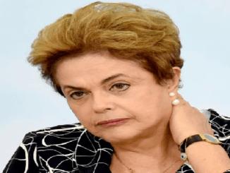 Brazil Senate Impeach President Rousseff
