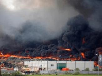Niger Delta Avengers Blast Chevron oil facility
