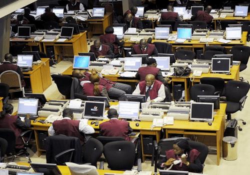 Nigerian stocks near 5-month high after CBN FX shift