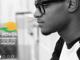 Apply For N-Power Creative Programme