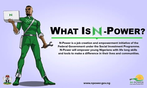 "FG Introduces Job Creation Initiative ""N-Power"""