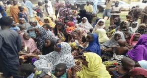 Security Operatives Disagree Over Food Distribution To IDPs