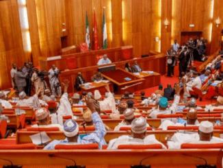 Senate invites SGF