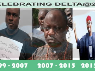 Delta State Leadership since 1999