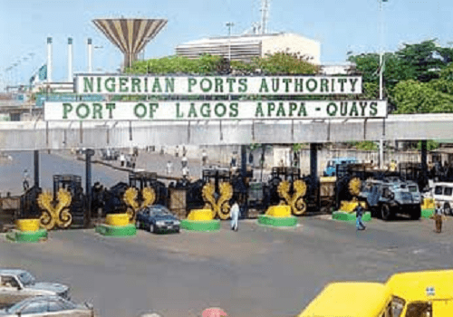 Image result for The Nigerian Ports Authority, NPA