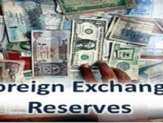 Nigeria's External reserves