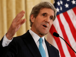 U.S Secretary of States John Kerry