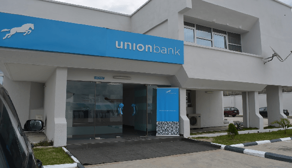 Image result for Union Bank of Nigeria Plc branch office complex