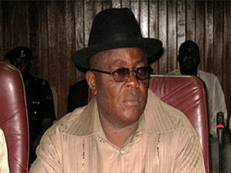 Gov. Umahi, disappointed with the development