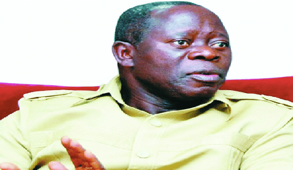 Edo People Will Remember Oshiomhole's Presence As Governor