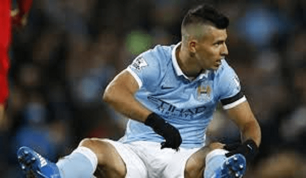Man City striker Sergio Aguero banned for 3 matches