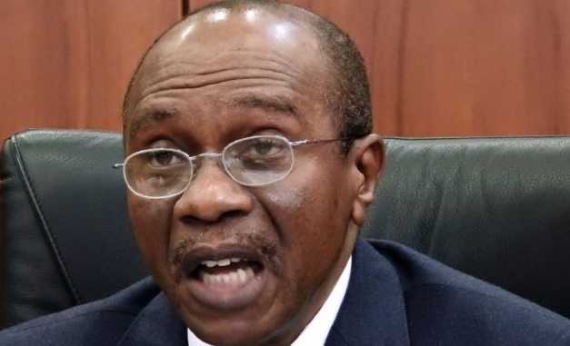 Image result for cbn governor godwin emefiele lamenting