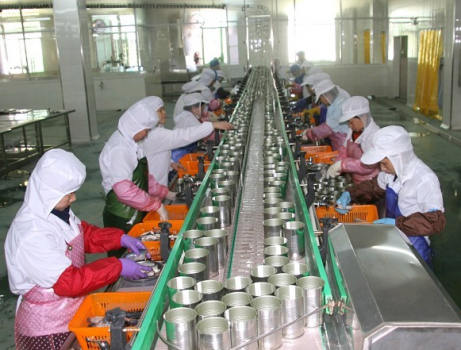 Canned Food Importers In India