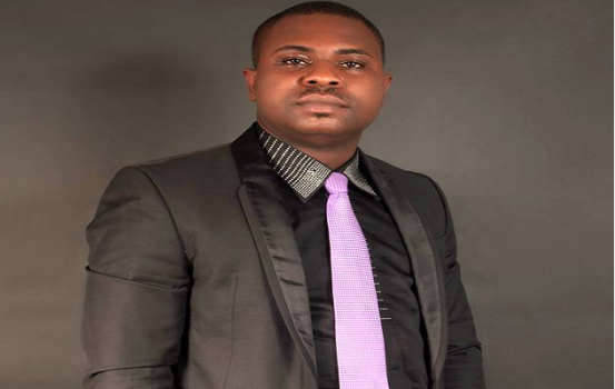 Mr Gilead Okolonkwo, CEO Gold Club International