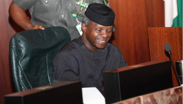 Apapa Port to run 24/7 as Osinbajo bans touting at all ports