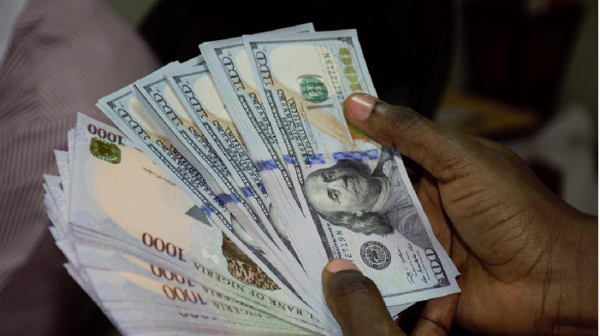 Image result for Naira strengthens as CBN injects $457.3m into FX market