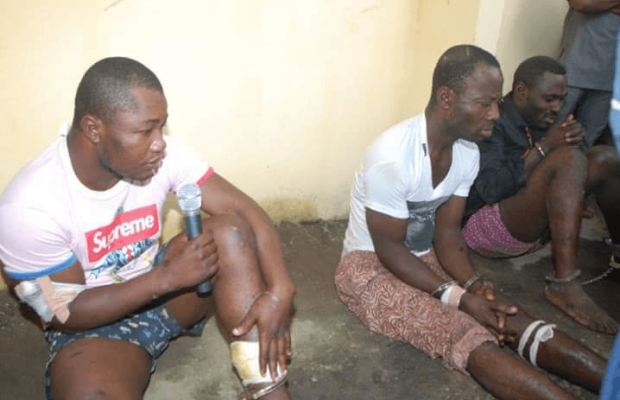 Police kill notorious kidnap kingpin, armed robbery suspect, Vampire, in Rivers
