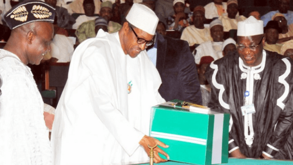 2016 BUDGET PRESENTATION BY PMB