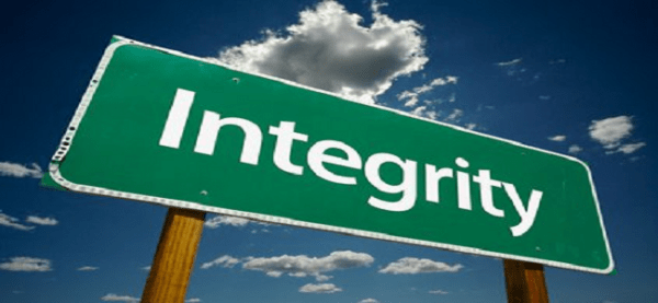 How much is your integrity worth?
