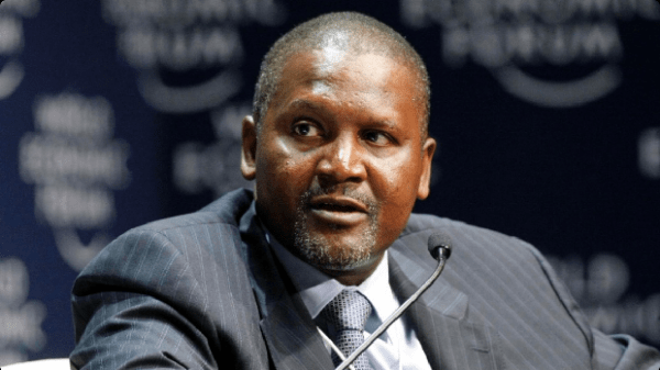 Dangote only Nigerian in 75 Most Powerful People in 2018