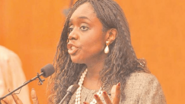 Minister of Finance Mrs Kemi Adeosun