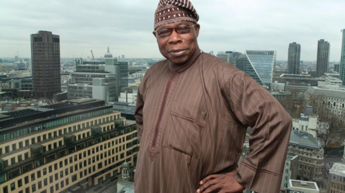 Again, Obasanjo takes Buhari's govt to the cleaners