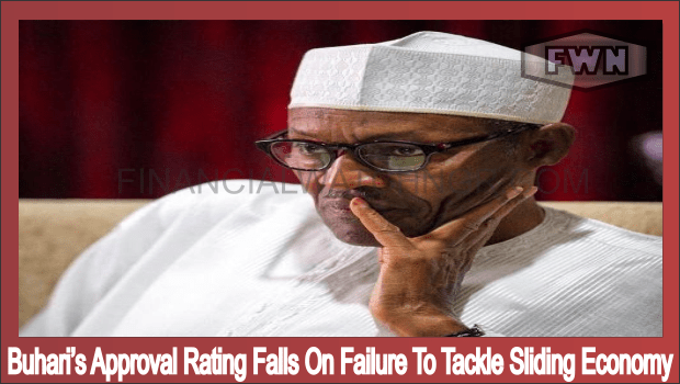 Buhari's Approval Rating Falls