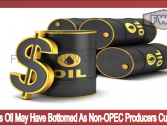 IEA Says Oil May Have Bottomed As Non-OPEC Producers Cut Output