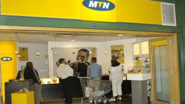 MTN Strong growth in Nigeria, Ghana offset lower revenues in South Africa