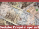 Naira Devaluation It's Impact on Import and Export