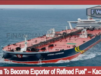 Nigeria To Become Exporter of Refined Fuel