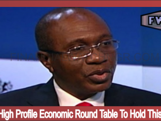 Three High Profile Economic Round Table To Hold This Week
