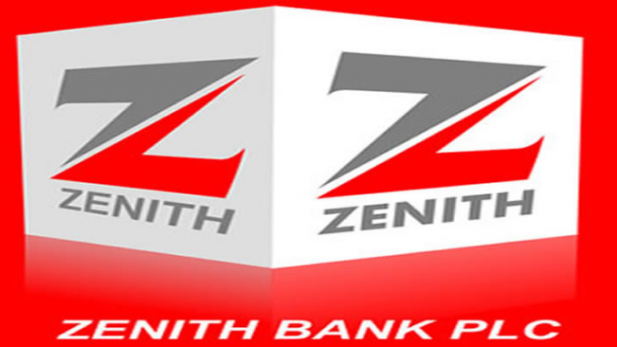 Analyst's projection of Zenith Bank's loans deposit looks up
