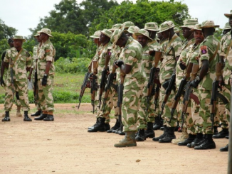 Nigerian army recruitment 2016